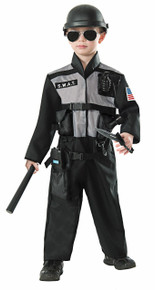 S.W.A.T. Jumpsuit Child's Costume
