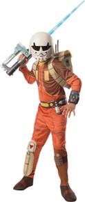 Ezra Bridger Deluxe Licensed Star Wars Costume (884882)