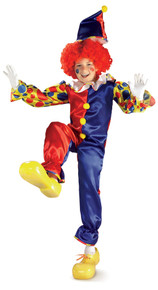 Bubbles the Clown Kids Costume
