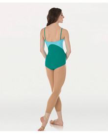 Camisole Color Blocked Leotard