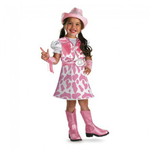 Wild West Cutie Toddler Country Girl Costume