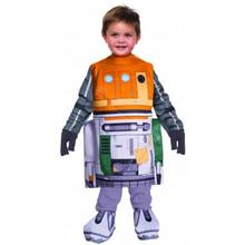Deluxe Jango Fett Licensed Star Wars Kids Costume