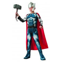 Avengers Marvel Kids Licensed Thor Costume
