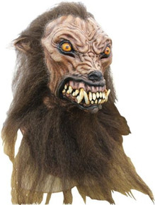 /brown-wolfhound-mask-with-long-hair-and-closed-mouth/