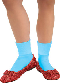 Wizard of Oz Dorothy Ruby Slippers Adult Deluxe Licensed Shoes