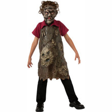 Texas Chainsaw Licensed Leatherface Kids Butcher Apron
