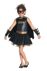 Batgirl Girl's Tutu Dress