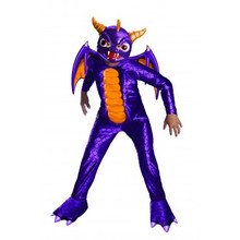Spyro Licensed Skylander's Kids Costume
