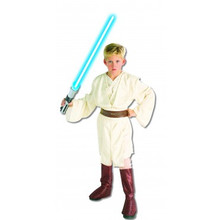 Obi-Wan Kenobi Kids Licensed Star Wars Costume (882018)