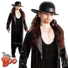Undertaker Licensed WWE Boy's Costume