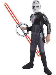 Star Wars Licensed The Inquisitor Costume