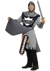A Knight to Remember Adult Gag Costume
