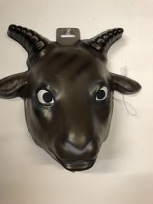 2018 goat mask color version