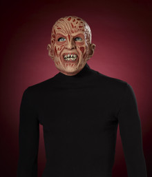 Freddy Krueger Mask Frontal with Elastic Straps