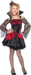 Teen Victorian Vampire Dress