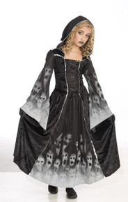Forsaken Souls Dress Kids Costume