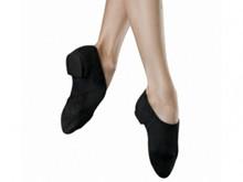 Phantom Canvas Jazz Shoes - Black
