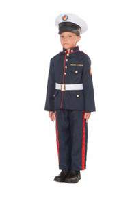 Formal Marine Costume Kids