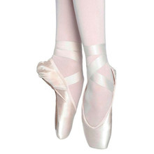 Almaz Drawstring Russian Pointe Shoes