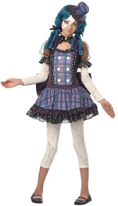 Broken Doll Tween Costume