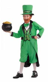 Mr. Leprechaun Costume Kids