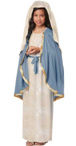 The Virgin Mary Girl's Biblical Costume