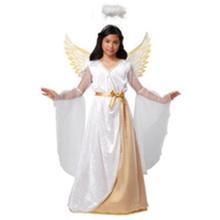 Guardian Angel Girl's Costume