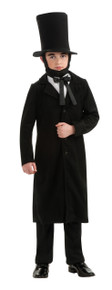 Abraham Lincoln Boy's Presidential Costume