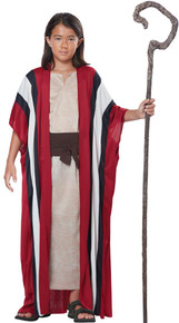 Biblical Moses Boy's Shepherd Costume