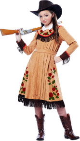 Annie Oakley Style Cowgirl Costume