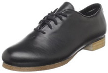 Black Full Sole Clogging Oxford (PCM2)