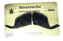 Colonel Major Moustache 100% Human Hair