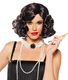 20's Hollywood Flapper Wig (32003)