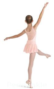 Cord Mesh Ballet Skirt