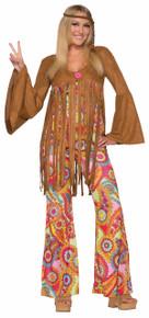 Groovy Sweetie Adult Costume Generation Hippie