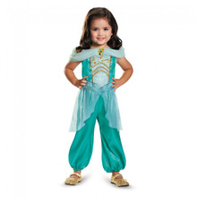 Disney Toddler Princess Jasmine Classic Licensed Costume