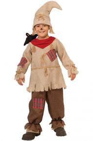 Scarecrow Kids Costume (74874)