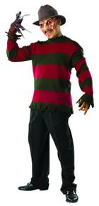 Deluxe Freddy Krueger Shirt & Mask