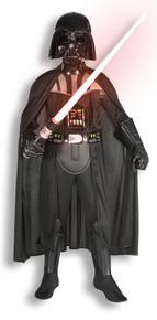 Deluxe Darth Vader Kids Licensed Star Wars Costume (882014)