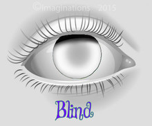 Blind Weighted Collectible Novelty Lenses