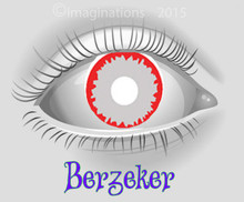 Berzerker Weighted Collectible Novelty Lenses