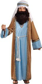 Deluxe Joseph Costume Kids Biblical Times