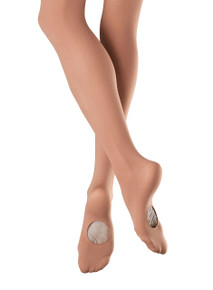 Bloch Girl's Endura Adaptatoe Tights