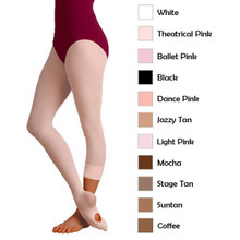Adult TotalSTRETCH Convertible Tights (A31)