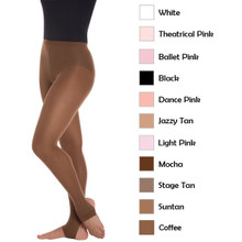 Adult TotalSTRETCH Stirrup Tights (A32)