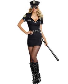 Dirty Cop Officer Anita Bribe 5 Pc Set