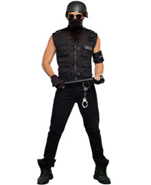 Men's Special Ops SWAT Cop