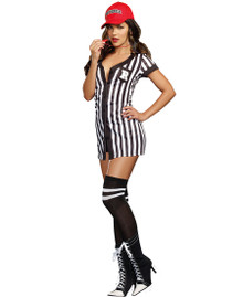 My Game, My Rules Ladies Sexy Referee (9494)