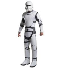 Deluxe FlameTrooper Adult Licensed Star Wars