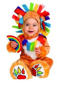 Lucky Lion Infant Plush Costume